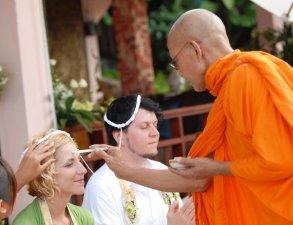 Буддийская свадьба