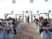 Свадебная церемония на пляже «стандарт»